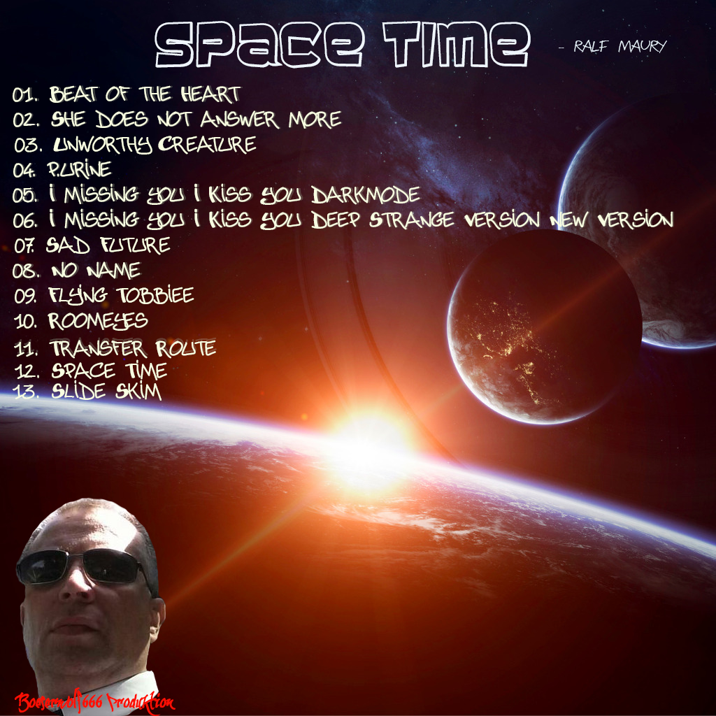 Space Time Album Cover 07-2021